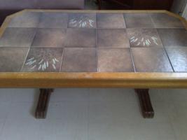 Foto 2 Haushaltsauflösung: Couch, Tisch, Stühle, Ergometer