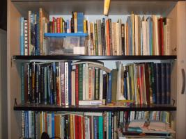 Haushaltsauflösung - ca.100.00 Bücher je 1 Euro