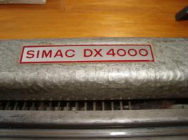 Haushaltsstrickmaschine, Simac DX-4000