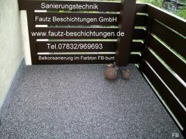 Haustürgeschäft Balkonsanierungen, Terrassensanierungen nicht von unbekannten Firmen ausführen lassen, Ihr zertifizierter Fachbetrieb für Balkonsanierungen und Terrrasensanierungen Sanierungstechnik Fautz Beschichtungen GmbH www.fautz-beschichtungen.de