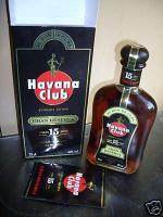 Havana Club Rum 15 Jahre Original