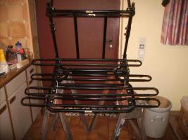 Foto 2 Heck Fahrradträger  '' Paulchen'' für 4 Fahrräder
