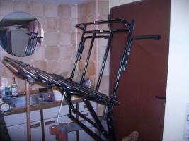 Foto 3 Heck Fahrradträger  '' Paulchen'' für 4 Fahrräder