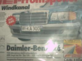 Foto 6 Heckspoiler, Frontspoiler, für DB, BMW VW .