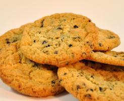 Foto 2 Heidelbeer - Schokolade Cookies
