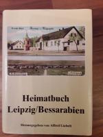 Heimatbuch Leipzig/Bessarabien, Alfred Lächelt