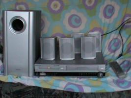 Foto 2 Heimkino-Systemanlage DVD & VHS Universum 5.1