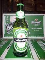 Heinekens Bierflaschen 250ml / 330ml / 500ml