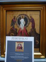 Heinrich Ikone Motiv 1 - Verklärung Christi