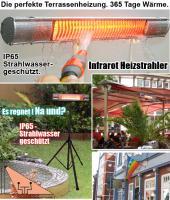 Heizstrahler Infrarot Terrassenheizung