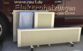 Heizung Elektroheizung Speicherheizung