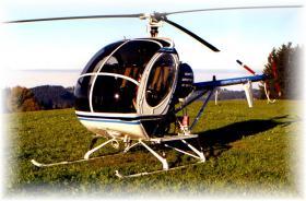 Foto 2 Helikopter selber fliegen - Hubschrauber fliegen