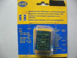 Foto 2 Hella Binkgeber 12 Volt 2 ( 4 ) X 21 Watt + 0….5 Watt