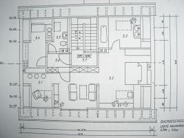 Helle 2-Zimmer Dachgeschosswohnung nähe Magdeburger Allee