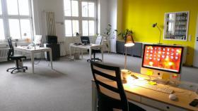 Helle Büroräume für Ihre Geschäftsidee in Mitte