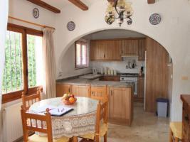 Foto 6 Helle Villa in Moraira an der Costa Blanca