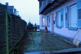 Foto 7 Helle stilvolle 3-4 Zimmer-Erdgeschoss-Wohnung mit hohen Decken und seperatem Eingang im 3-Parteien-Haus inkl. Garten und 2 Terrassen