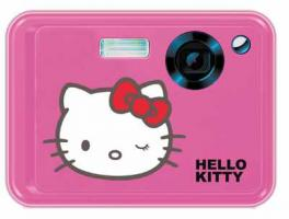 Hello Kitty Digicam 3MPX Camera NEU!!!!