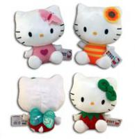 Hello Kitty Fee 3-fach sortiert - ca 20 cm