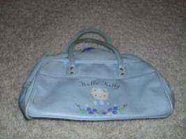 Hello Kitty Handtasche blau