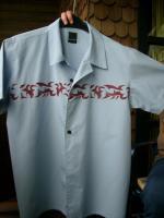 Hemd für Herren- nur zwei Mal getragen- wie neu!