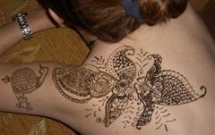 Foto 2 Henna Tattoos