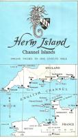 Herm Island (Landkarte)