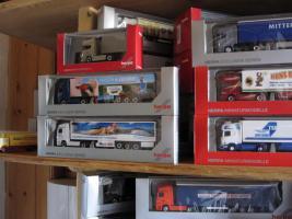 Foto 3 Herpa Truck Modelle