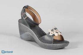 Herren und Damen Leder Schuhe Restposten