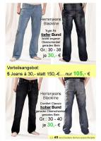 Foto 2 Herren-Jeans  Jack Jones + Rusty Neal + Blackline
