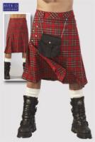 Herren Kilt M - Schottenrock im British-Trend