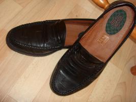 Foto 2 Herren Schuhe(45) Boxershort XL(gewasch. nicht getragen)Wrengler Jeans(schw)