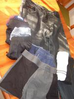 Foto 3 Herren Schuhe(45) Boxershort XL(gewasch. nicht getragen)Wrengler Jeans(schw)