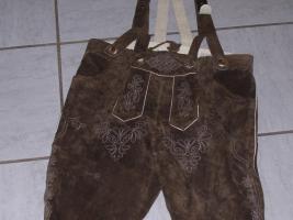 Foto 2 Herrenkniebundlederhose zu Verkaufen