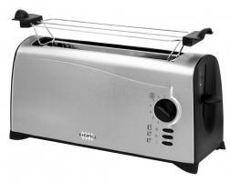 Heru Toaster Edelstahl TO 25805