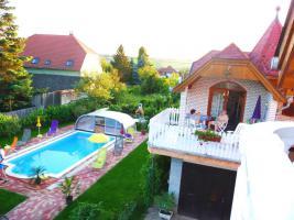 """Foto 2 Heviz!! Exkl.Ferienhaus, Zimmer, Apartement mit Schwimmbad, UNGARN, PLATTENSEE""""JOKER VILLA"""