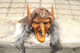 Hexen Maske