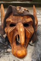 Foto 2 Hexen Maske