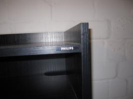 Foto 2 HiFi-Anlage Philips: Schrank, Kassetten-Recorder, Timer, Plattenspieler, Verstärker, Radio