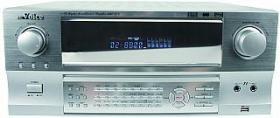 Hifi-Receiver McVoice ''AMP-510si'', USB, 5-Kanal: 2x140 Watt + 3x 40Watt, FB, Impedanz 4-16Ohm