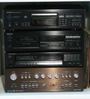 Hifi-Stereo-Anlage