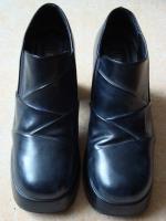 Foto 2 High Heels, schwarz, Größe 40