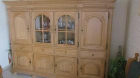 Highboard Vitrinenschrank