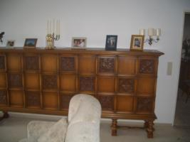 Foto 2 Highboard mit passendem Sideboard