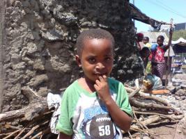 Hilfe für Afrika-SCHLIMMSTE DÜRRE SEIT JAHREN