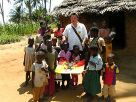 Hilfe für Projekt Afrika