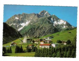 Hirschegg mit Widderstein - der Ignaz