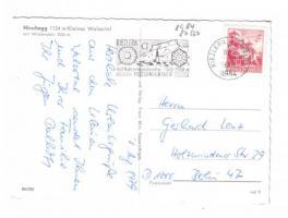 Foto 2 Hirschegg mit Widderstein - der Ignaz