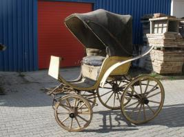 Historische Kutsche