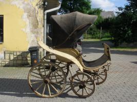 Foto 2 Historische Kutsche